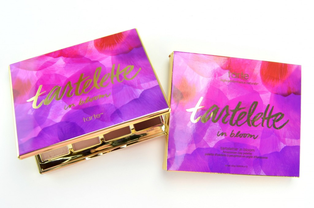 Tarte Tartelette 2 In Bloom Clay Palette