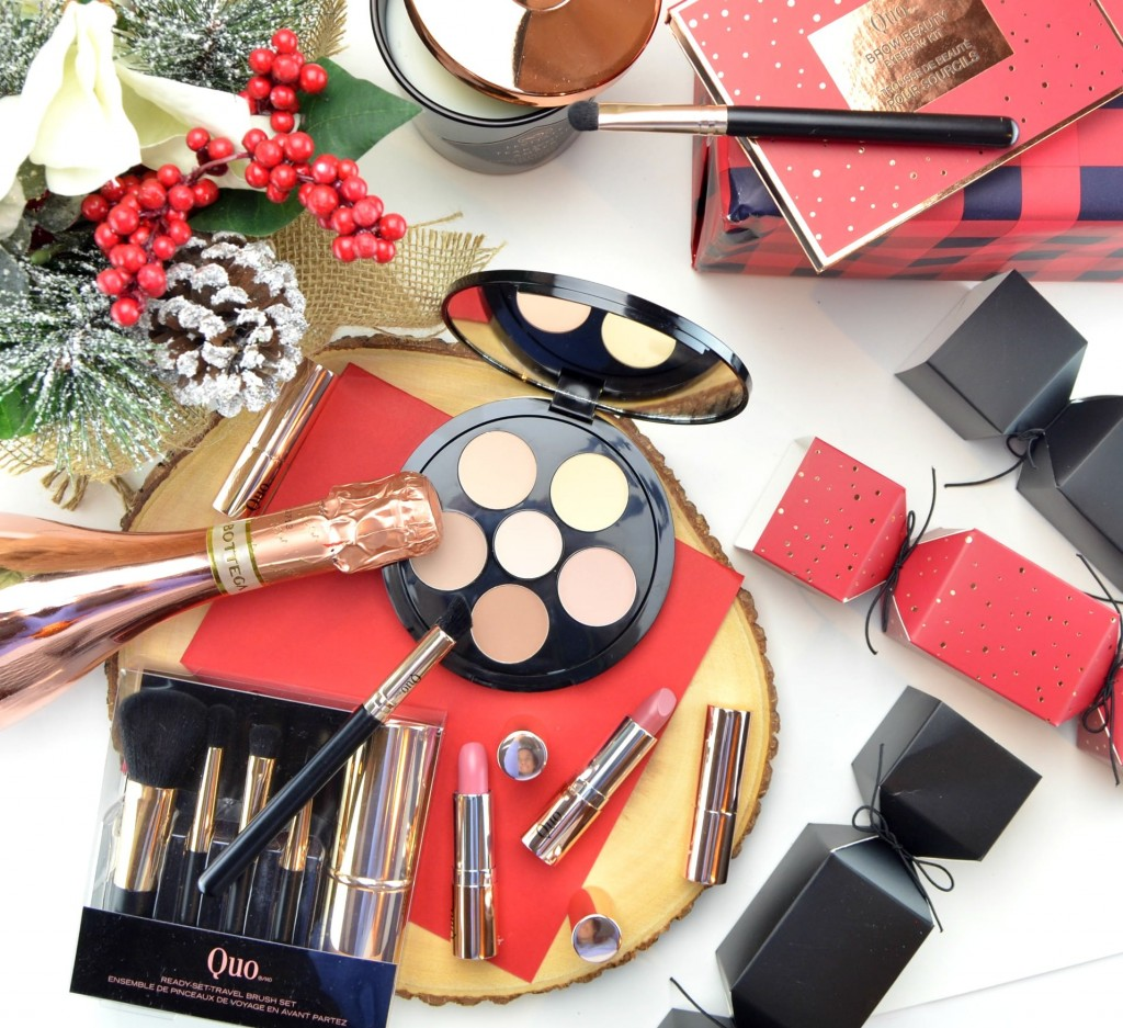 Holiday Gift Sets with Quo Cosmetics