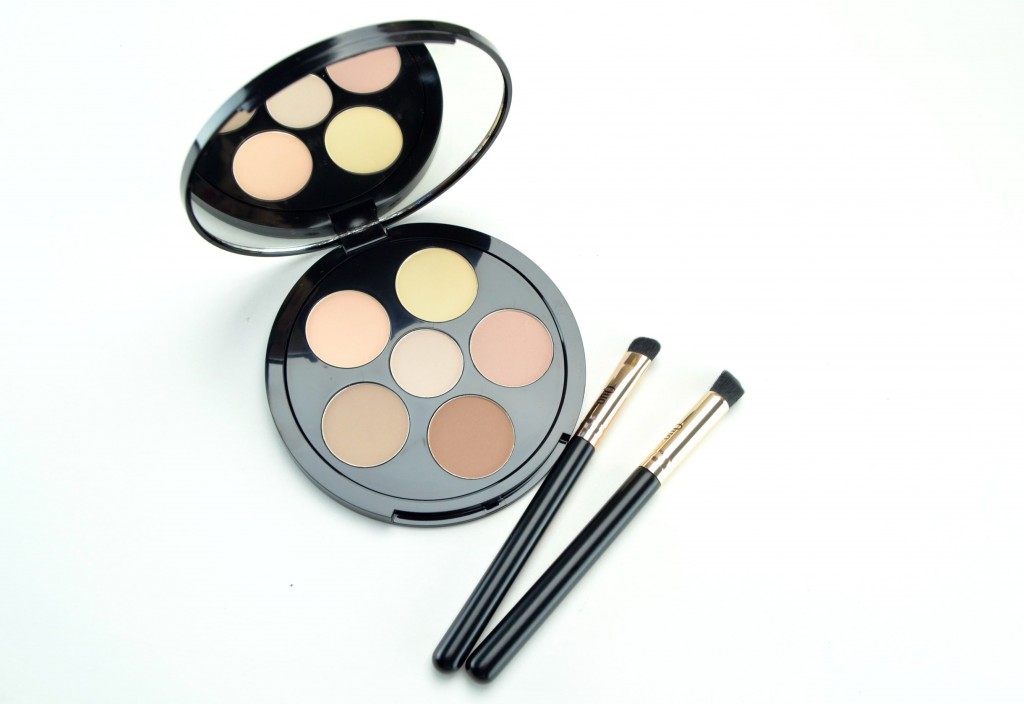 Quo Cosmetics Eye Shadow Contour Set