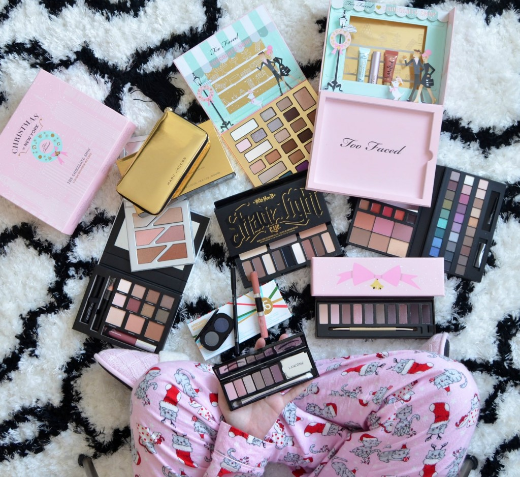 Best Holiday Makeup Palettes of 2016