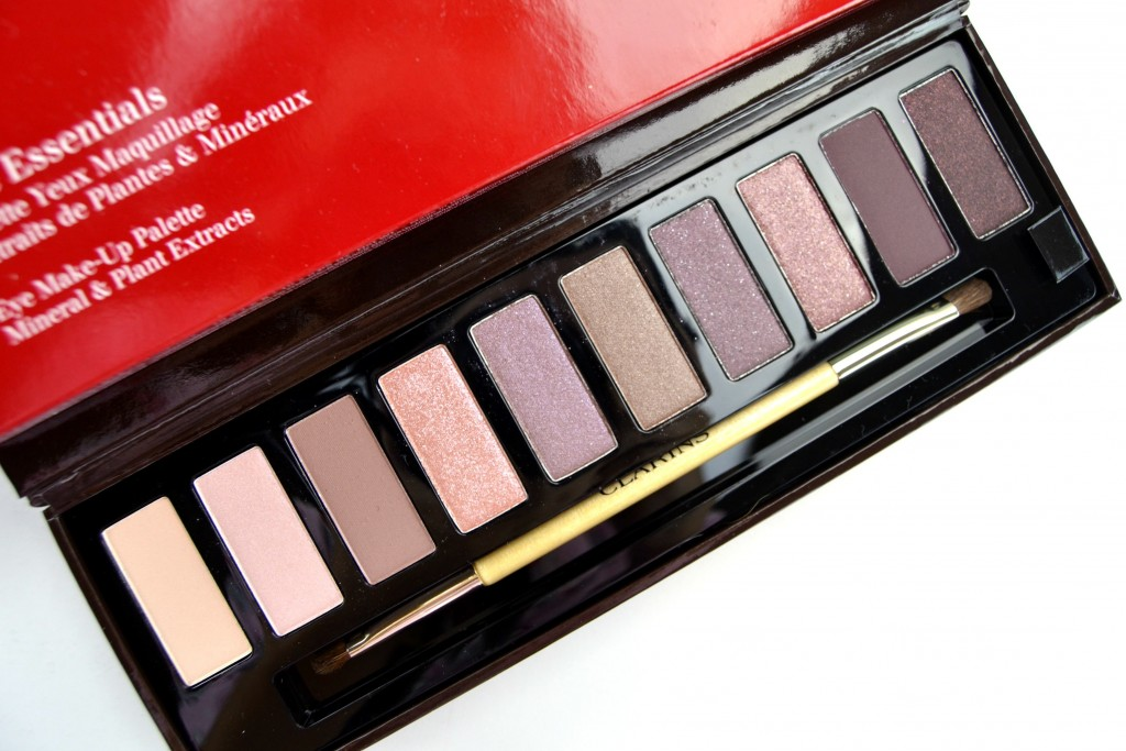 Clarins Limited Edition The Essentials Palette