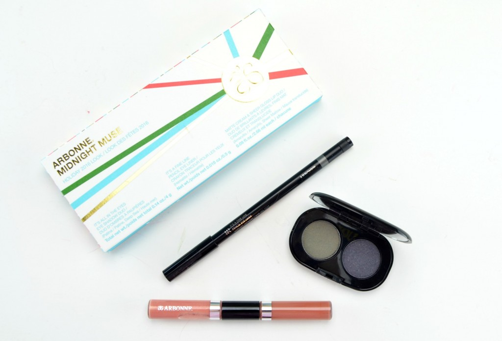Arbonne Midnight Muse Holiday 2016 Look
