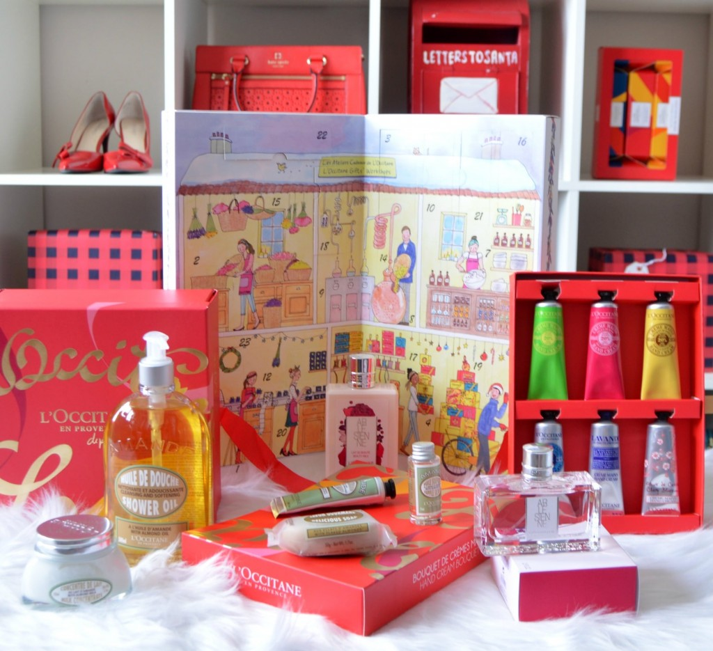 Holiday Gift Guide with L'Occitane