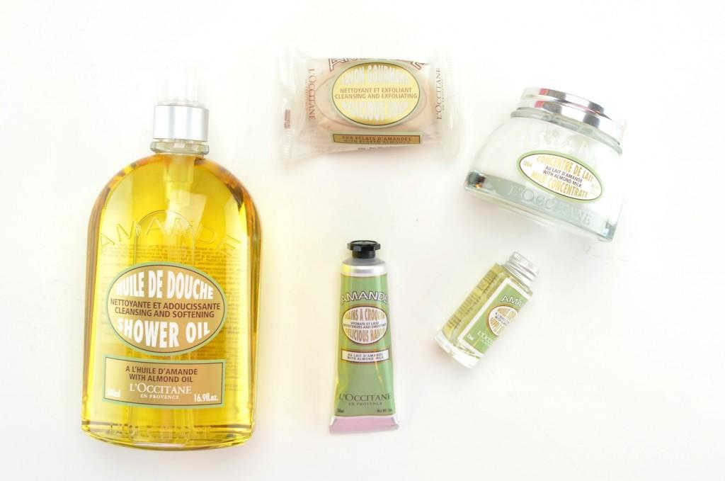 L'Occitane Almond Collection Set