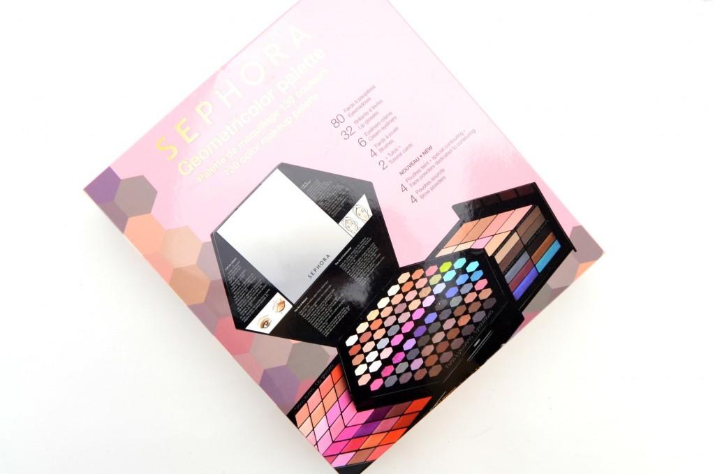 Sephora Collection Geometricolour Palette