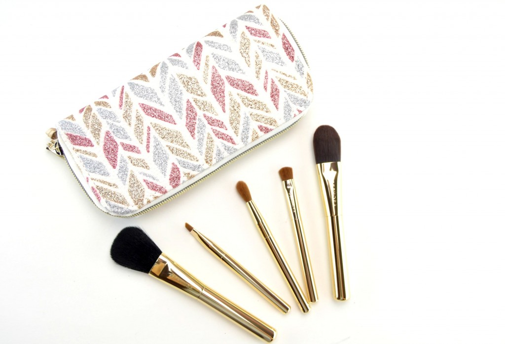 Sephora Collection Sparkle & Shine Skinny Wrap Brush