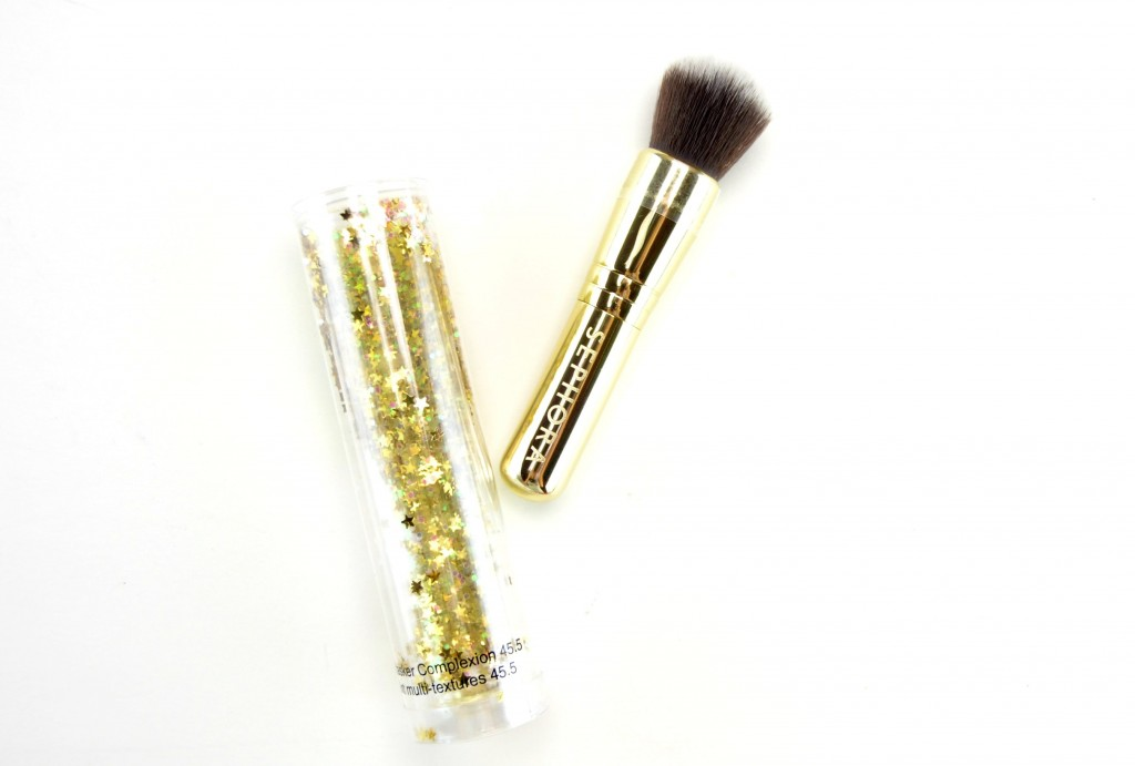 Sephora Collection Sparkle & Shine Classic Mini Multitasker Brush #45.5