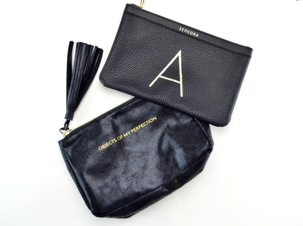 Sephora Collection Phrase Bags