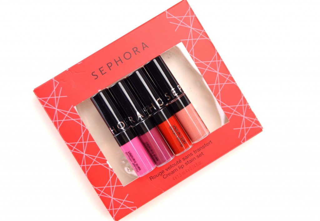 Sephora Collection Mini Cream Lip Stain Set