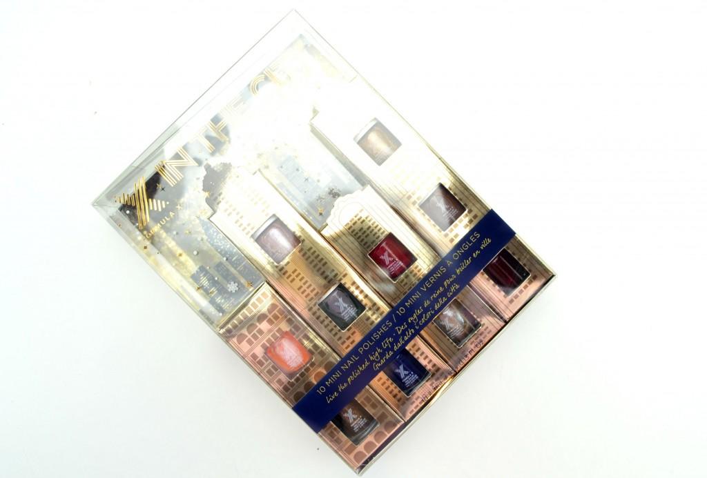 Formula X – X In The City 10-Piece Mini Nail Polish Set