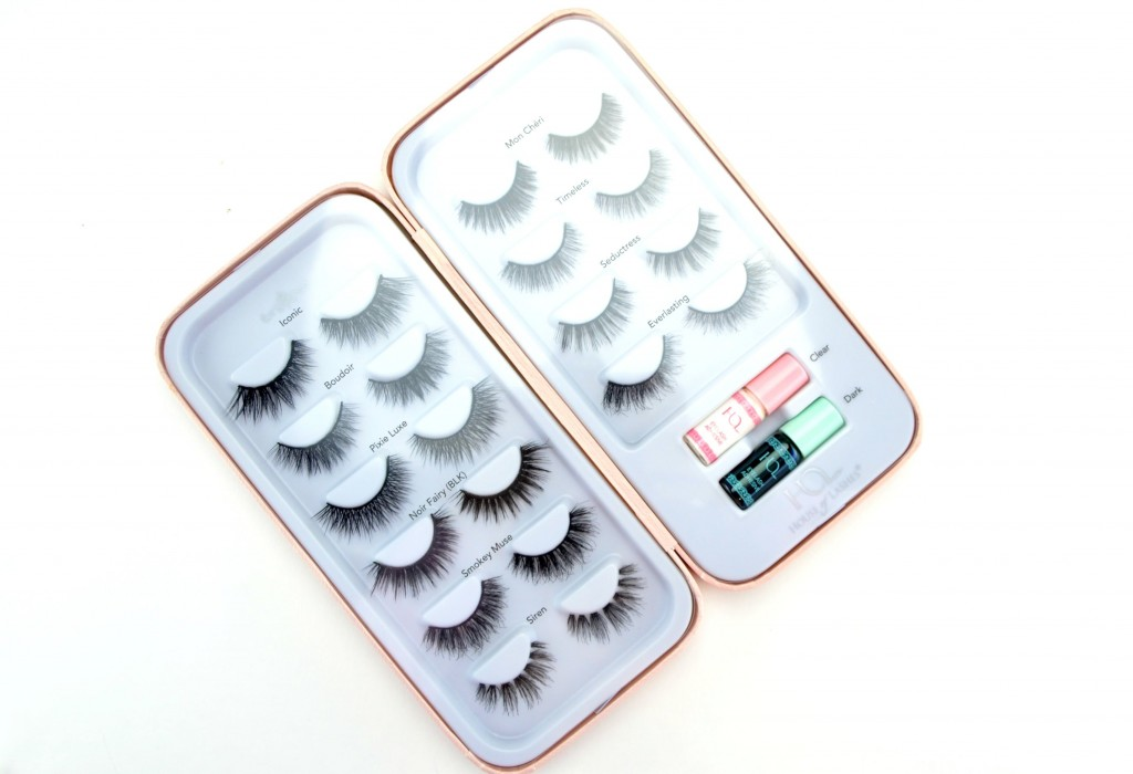 House of Lashes X Sephora Collection Lash Story Deluxe Lash Set