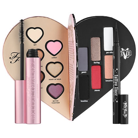 Kat Von D and Too Faced, style blog, blogger, fashion, best blogs, fashion style