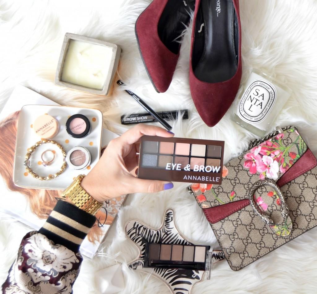 annabelle cosmetics 2017, annabelle, eyeshadow , cosmetics , mascara