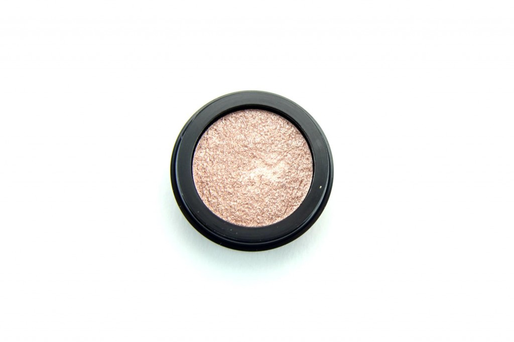 Annabelle Chrome Eyeshadow, pink eye makeup, eyeshadow for blue eyes, cream eyeshadow