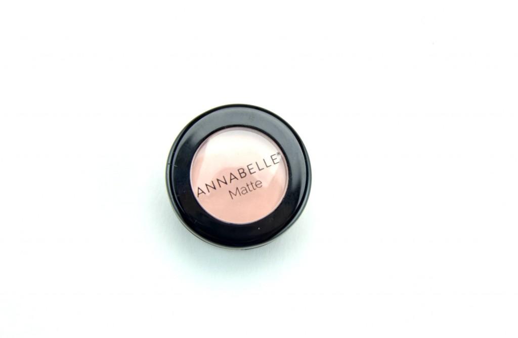 Annabelle Matte, pink, white, gold, silver, matte eyeshadow