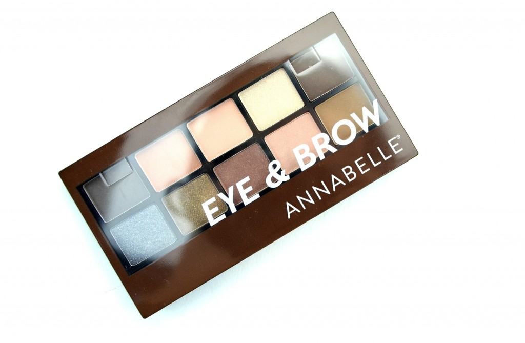 Annabelle All-In-One Eye & Brow Palette, best fashion blogs, blogger, best blogs, top fashion blogs, online shopping, canadian brands
