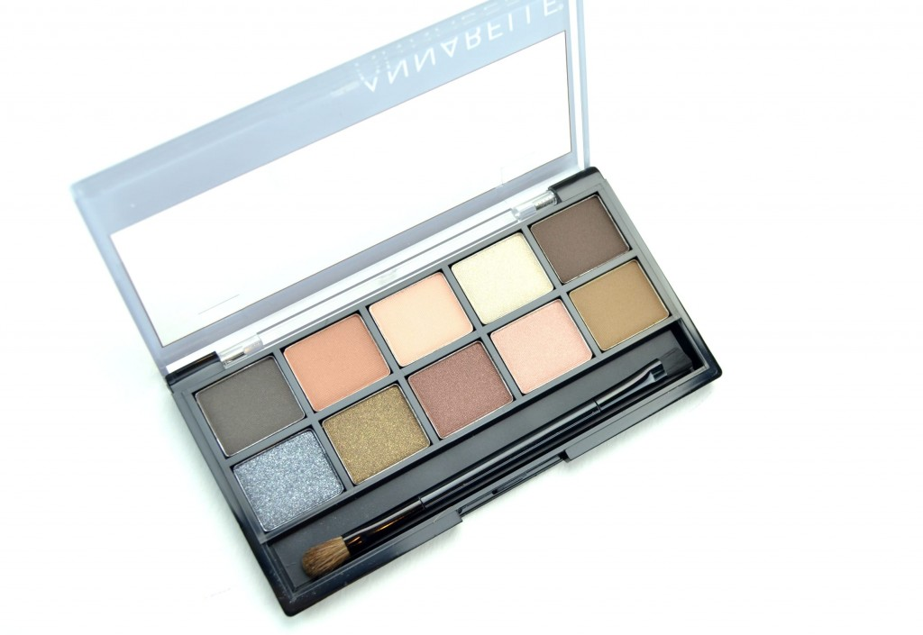 Annabelle All-In-One Eye & Brow Palette, magazines Canada, fashionable, beauty products Canada, canadian beauty, best nail polish