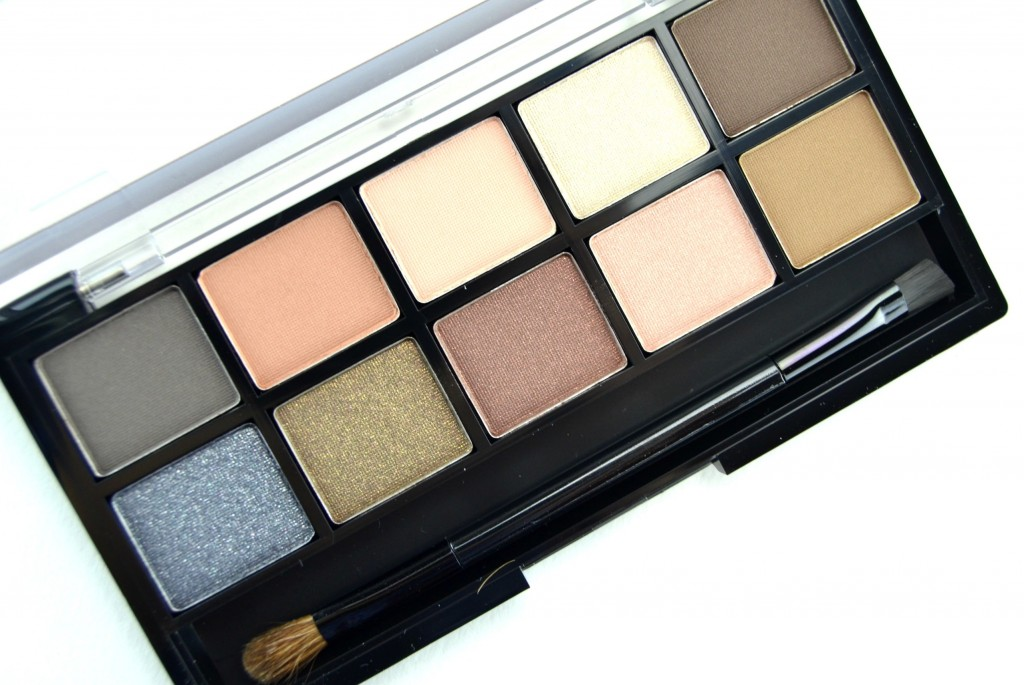 Annabelle All-In-One Eye & Brow Palette, canada beauty, beauty products, best beauty products, beauty tips, makeup reviews