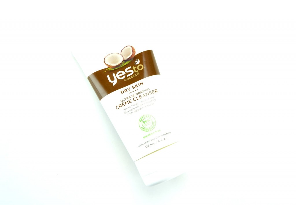 Yes To Coconut Ultra Hydrating Crème Cleanser
