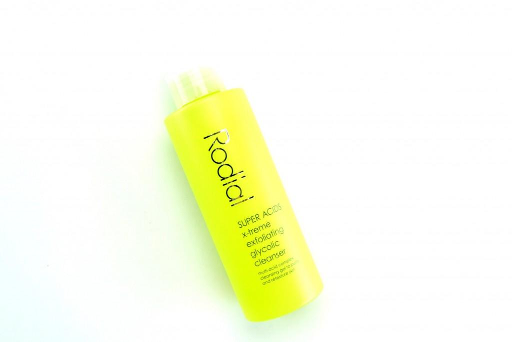 Rodial Super Acids X-Treme Exfoliating Glycolic Cleanser