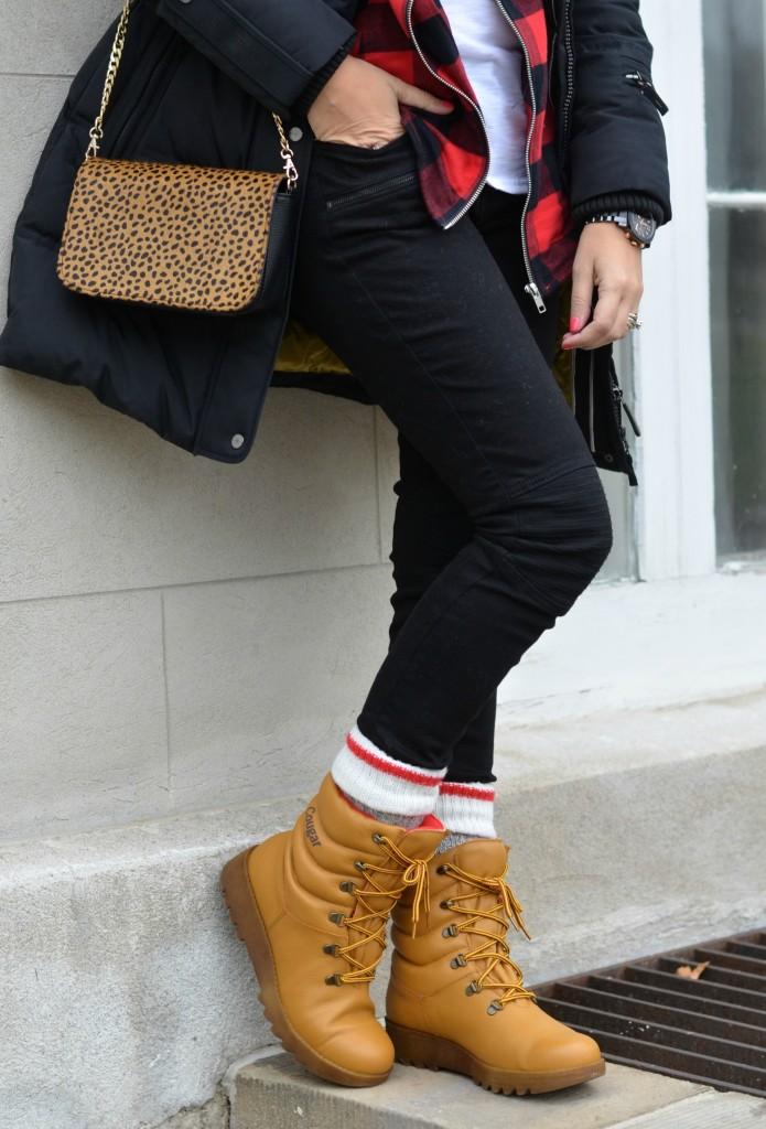 Cougar Boot