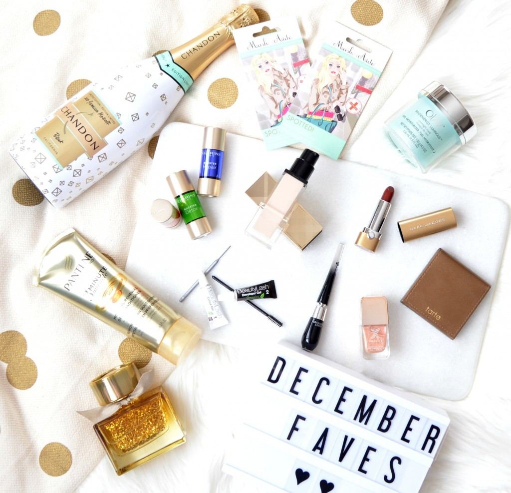 December Monthly Faves