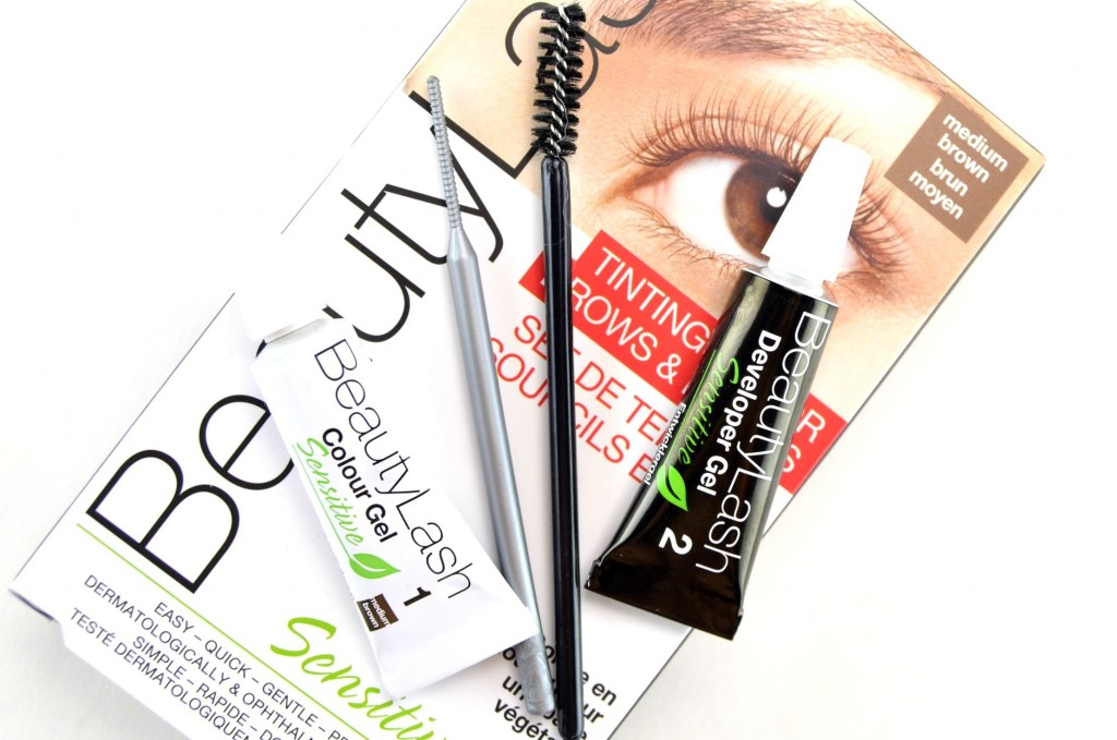 BeautyLash Tinting Kit for Eyebrows & Eyelashes