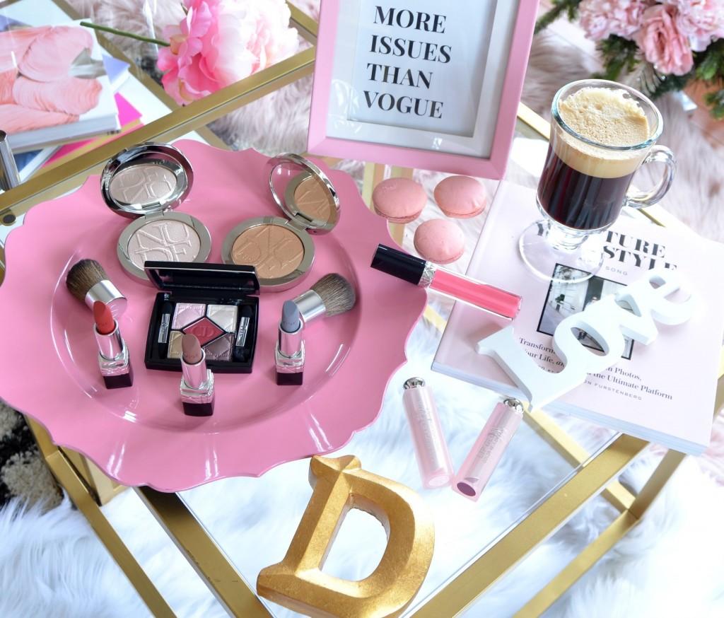 Dior Spring 2017 Colour Gradation Collection