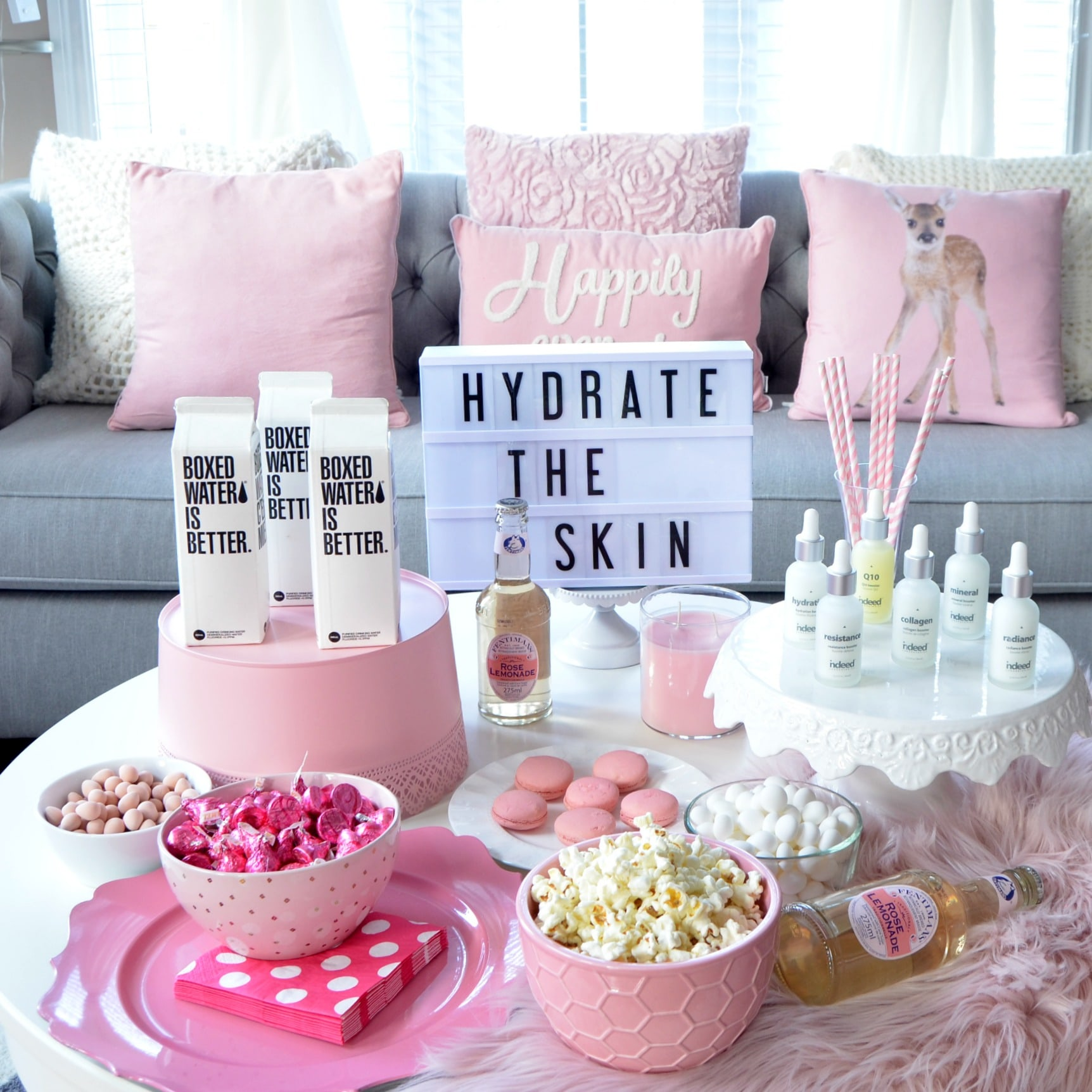 5 Ways To Hydrate Your Skin, Indeed Labs Boosters, skin boosters, face serums, facial serums