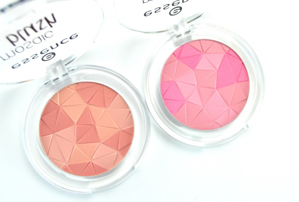 Essence Mosaic Blushes