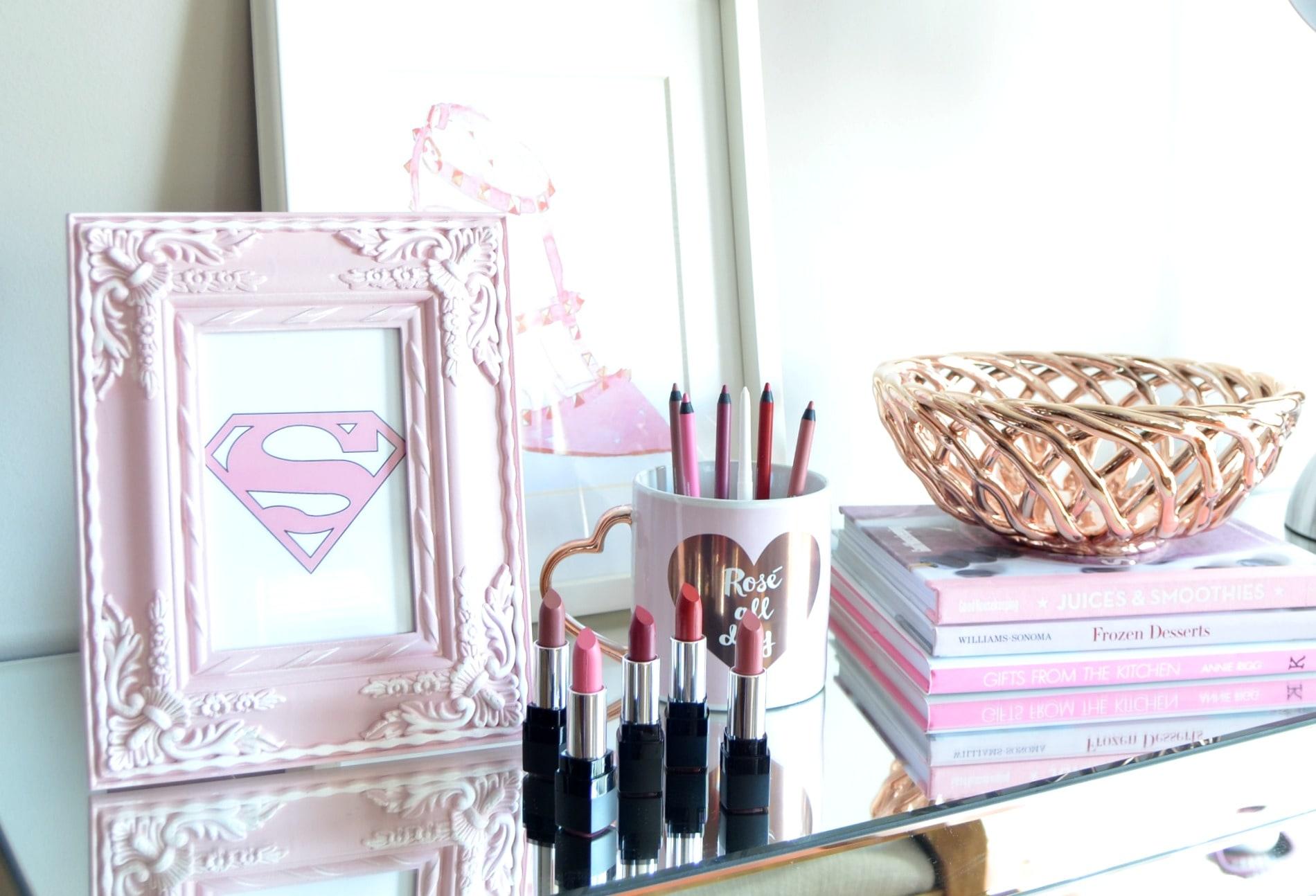 Marcelle Rouge Xpression Velvet Gel Lipstick