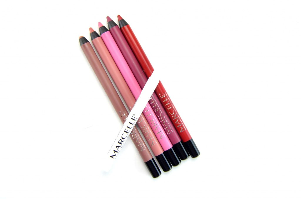 Marcelle Velvet Gel Waterproof Lip Liner