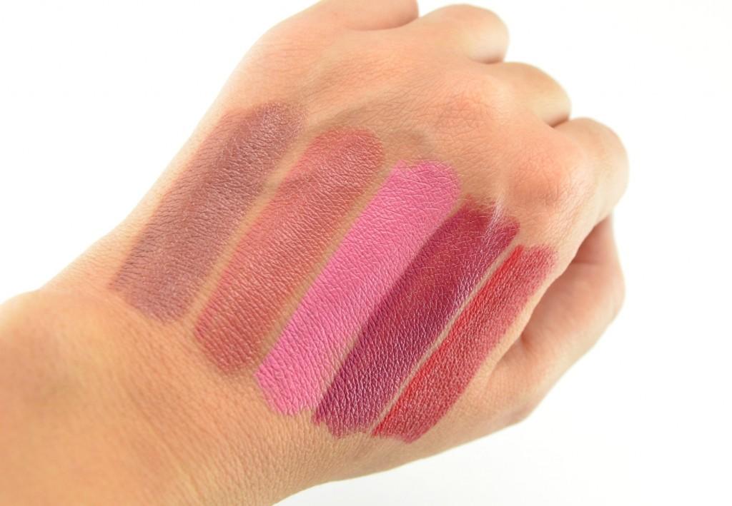Marcelle Rouge Xpression Velvet Gel Lipsticks