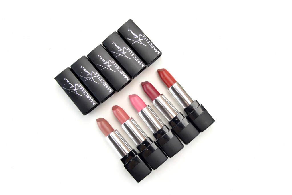 Marcelle Rouge Xpression Velvet Gel Lipstick