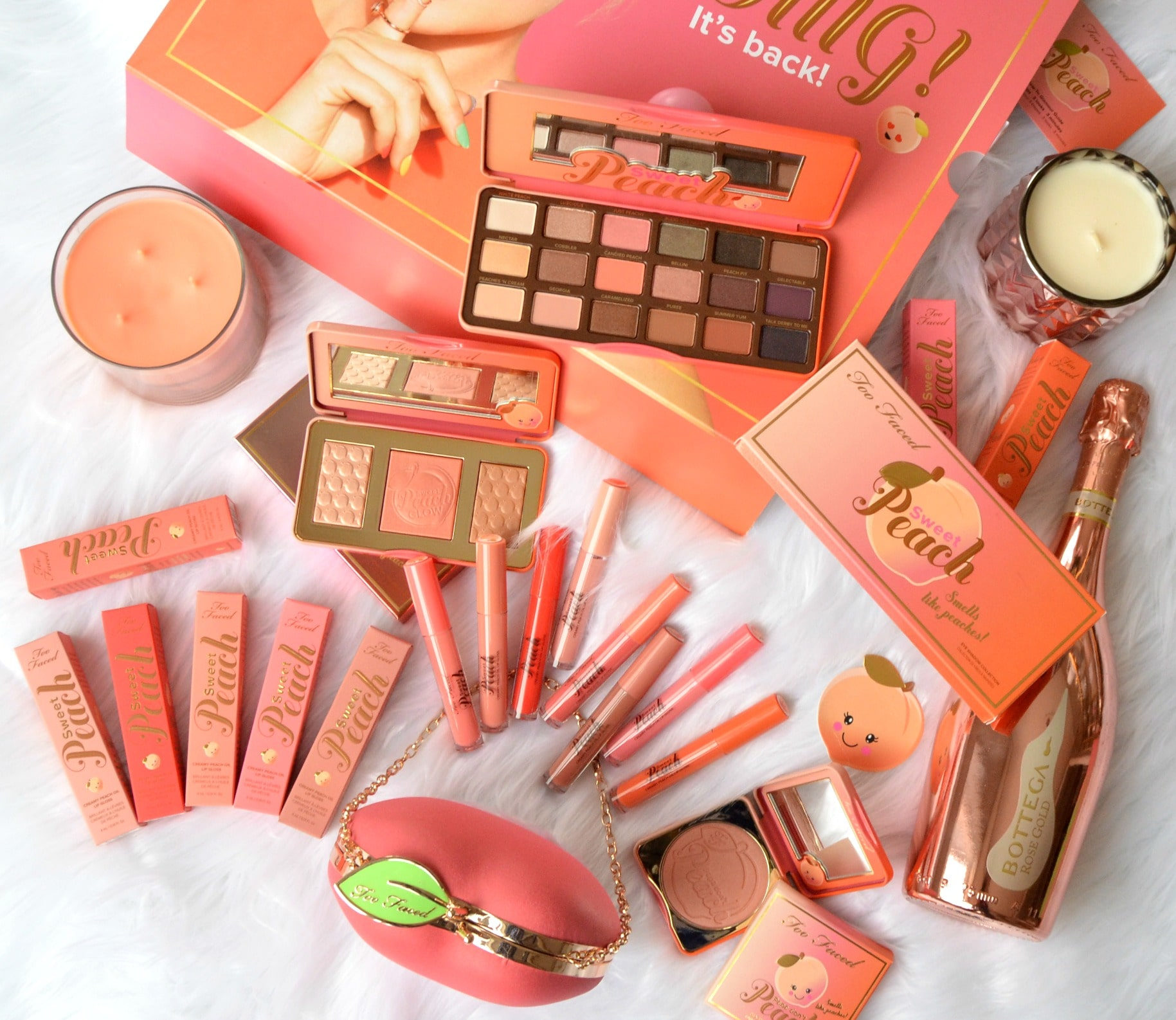 Too Faced Sweet Peach