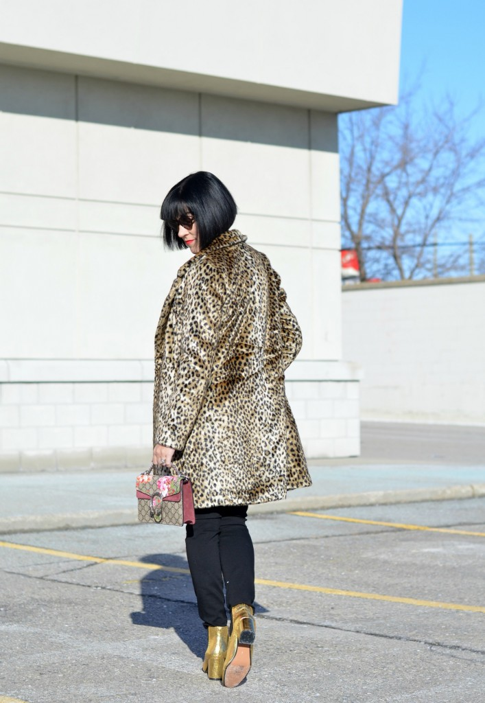 leopard coat, leopard jacket, leopard winter coat, express coat, expresse jacket