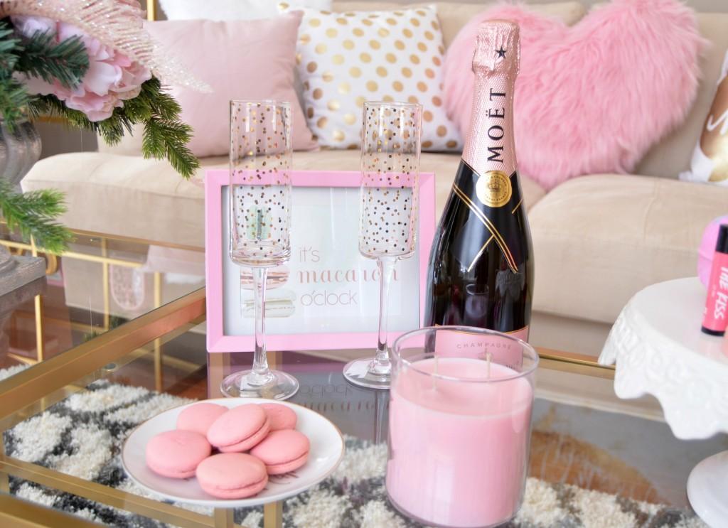 Moet, moet rose, rose wine, champange, moet canada