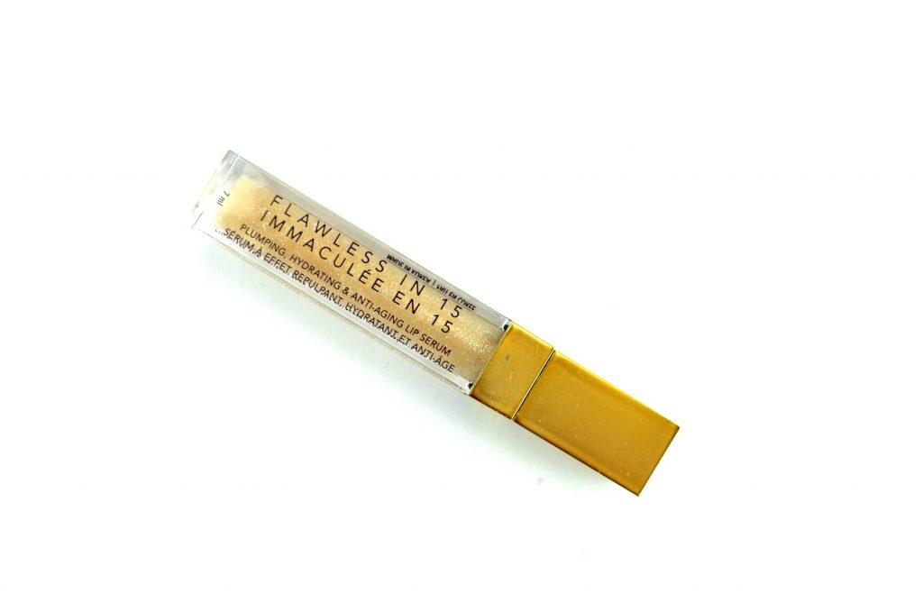 Flawless In 15 Honey & Gold Lip Serum