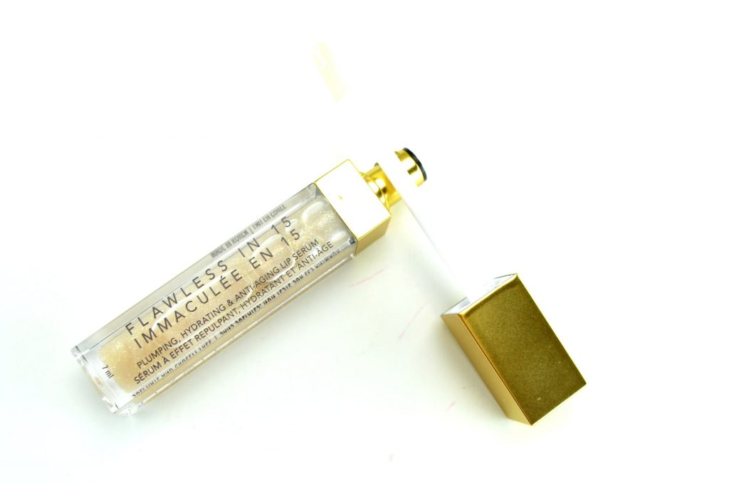 Flawless In 15 Honey & Gold Lip Serum