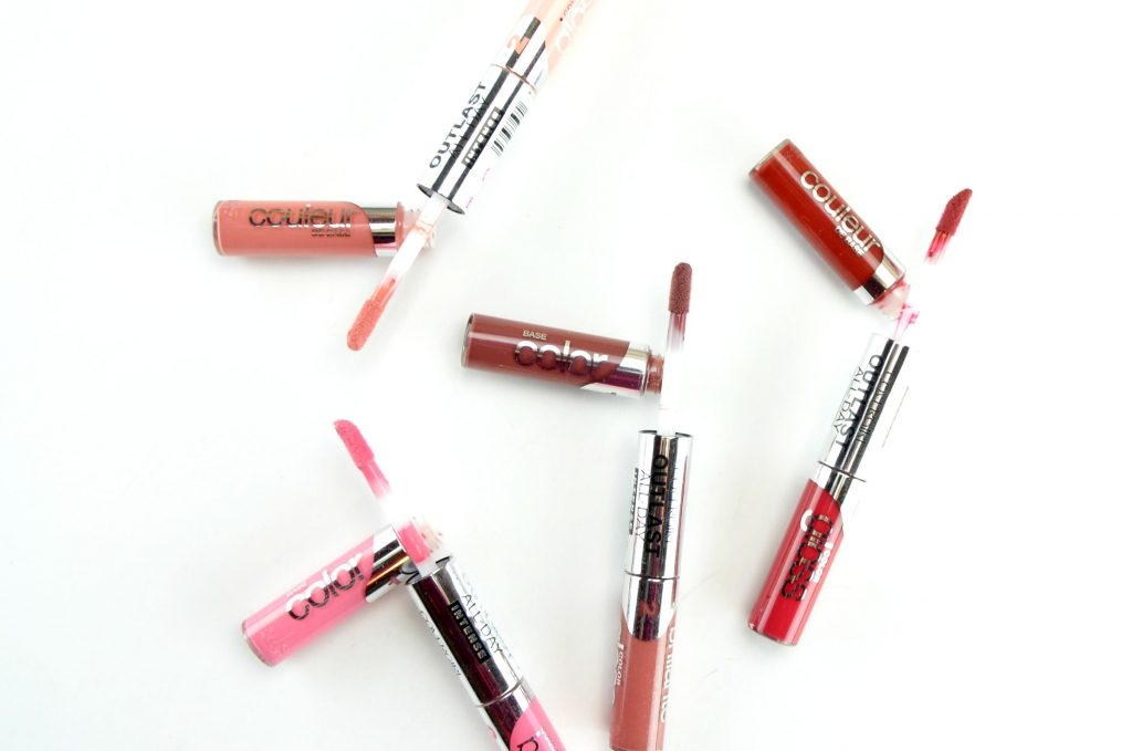 CoverGirl Outlast All-Day Colour & Gloss, covergirl canada, covergirl outlast, best fashion blogs, blogger, best blogs, top fashion blogs, online shopping, canadian brands