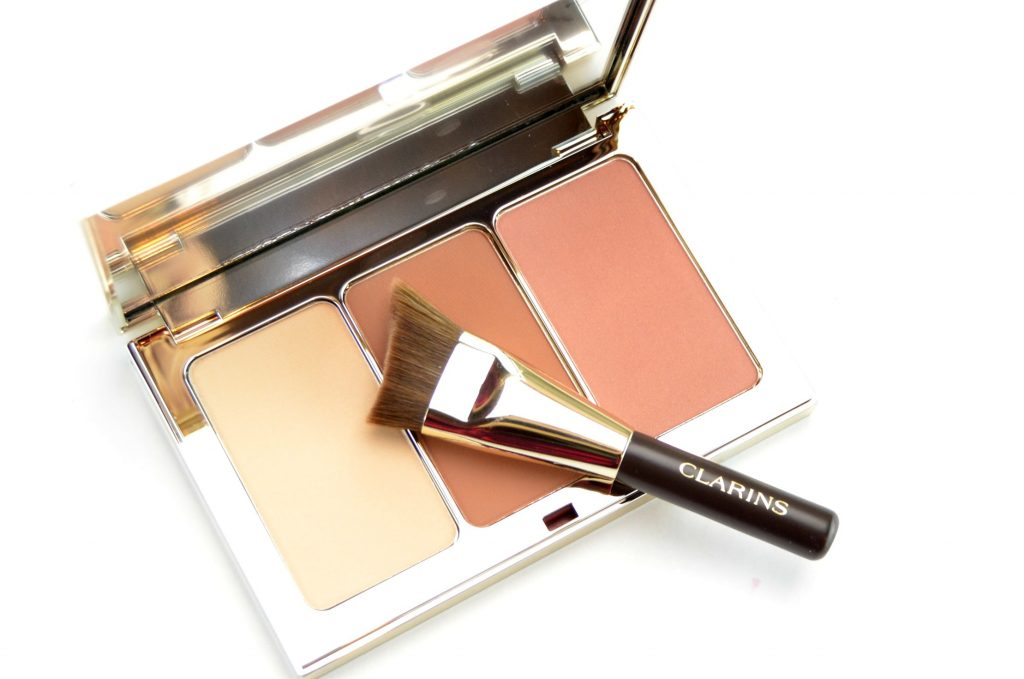Clarins limited edition Face Contouring Palette