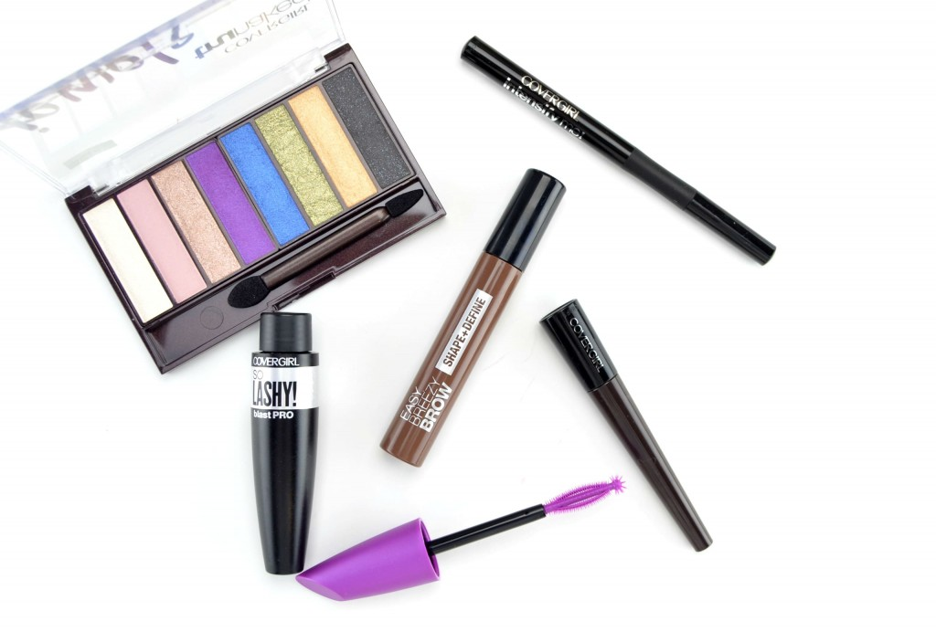 CoverGirl TruNaked Jewels Palette, beauty product reviews, makeup artist, makeup tips, makeup brands