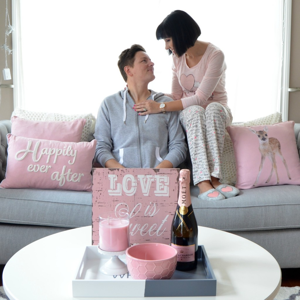 la vie en rose, pjs, jammies, valentines day, in love