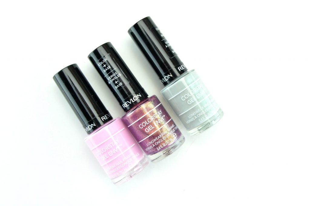 Revlon ColorStay Gel Envy Polish, Revlon ColorStay, Gel Envy Polish, revlon nail polish, revlon nail, revlon canada