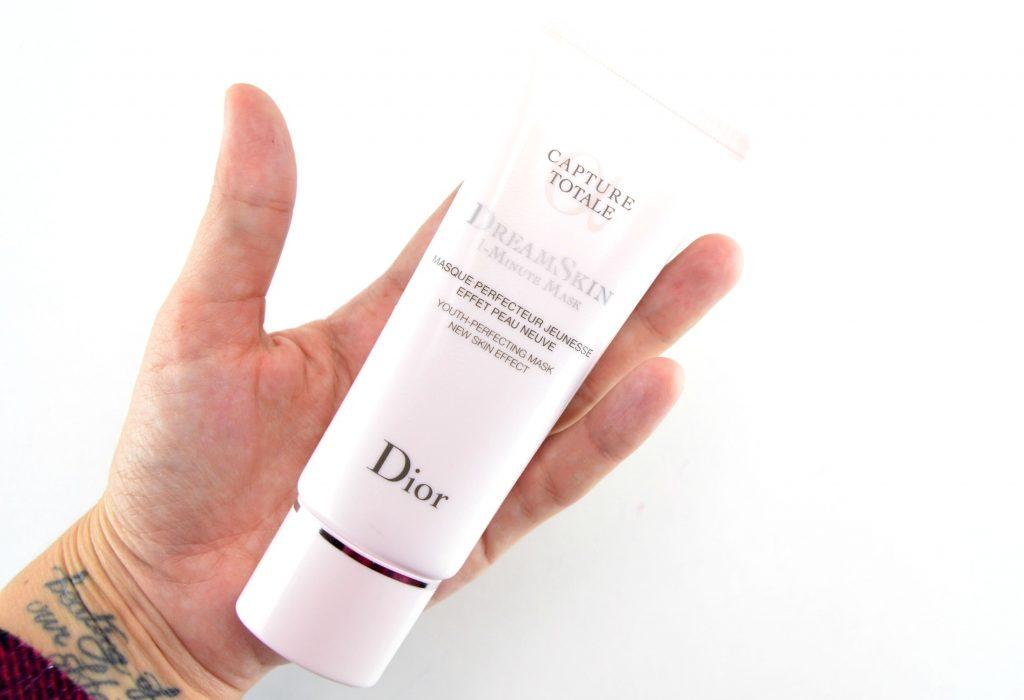 Dior Dream Skin 1-Minute Mask, dior mask, canada beauty, beauty products, best beauty products, beauty tips, makeup reviews