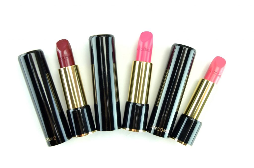 Lancôme L'Absolu Rouge Lipsticks, lancome, lancome canada, lancome lipsticks, blog Toronto, blog Canada, fashion bloggers Toronto, how to start a fashion blog, hello fashion blog