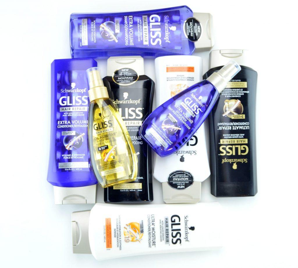 GLISS Hair Repair by Schwarzkopf