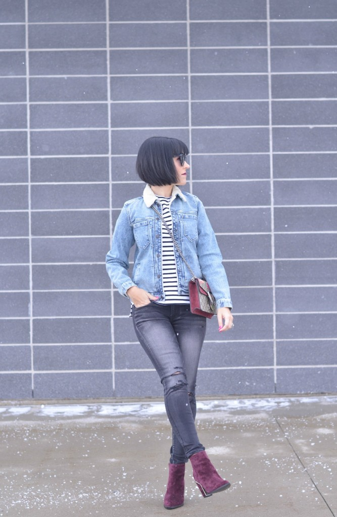 How to style a denim jacket