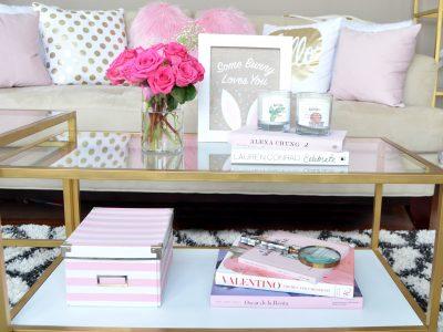 Soy candles, soy candle, spring home décor, home décor, interior designer, interior blogger, Canadian home design blog, home design, freshen up for spring, spring décor