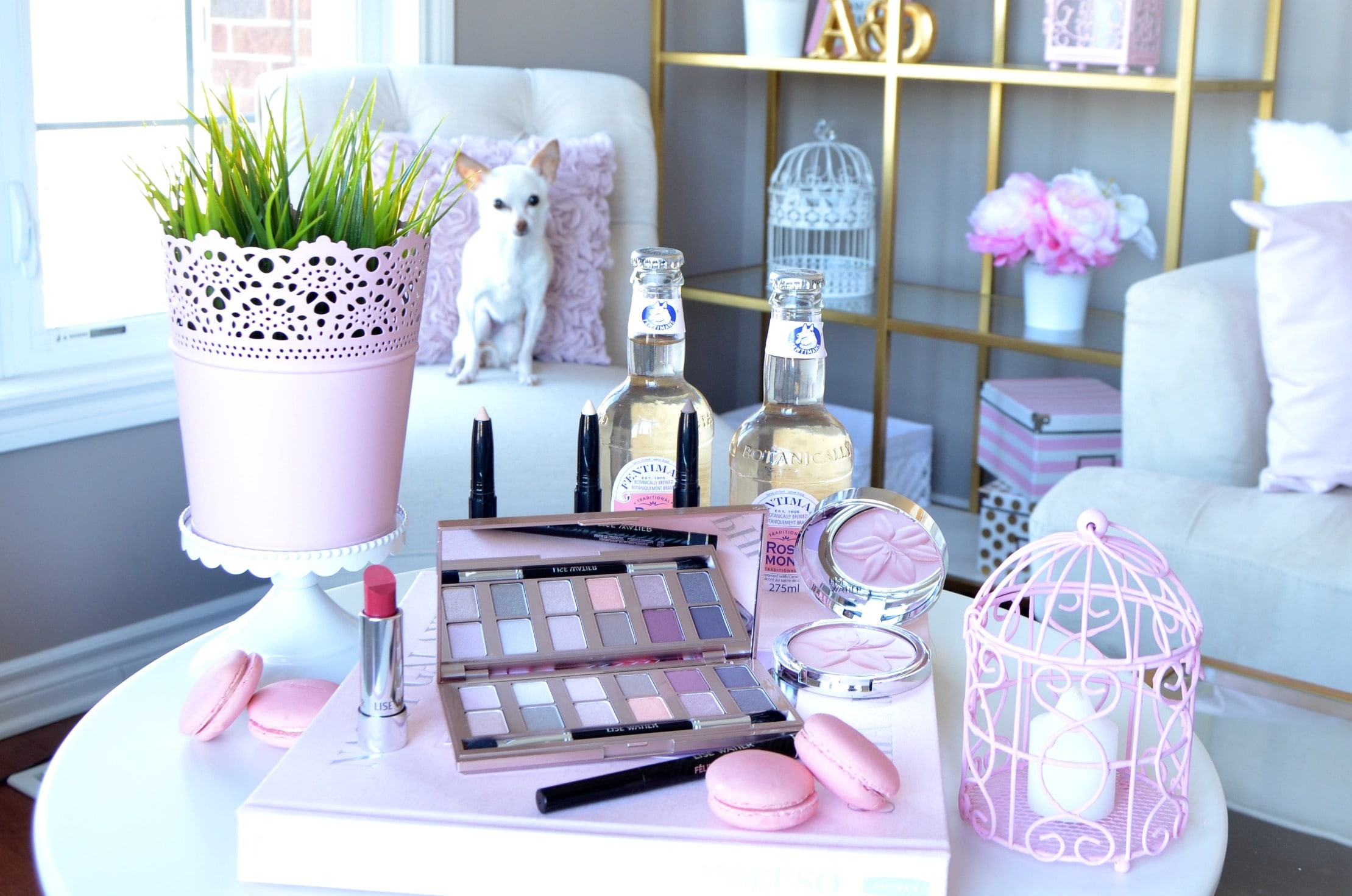 Lise Watier Blossom Beauty Collection